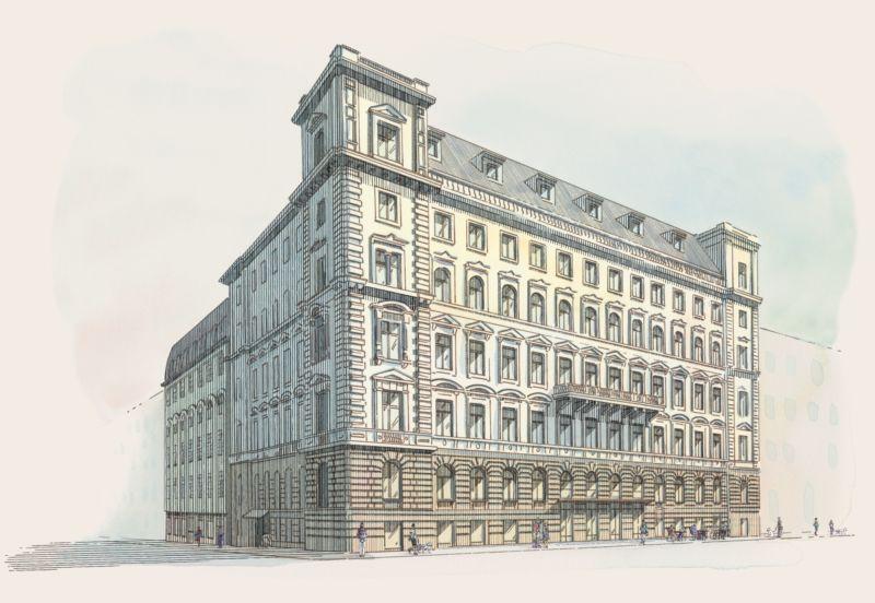 Luxury Hotel In Helsinki Hotel St George