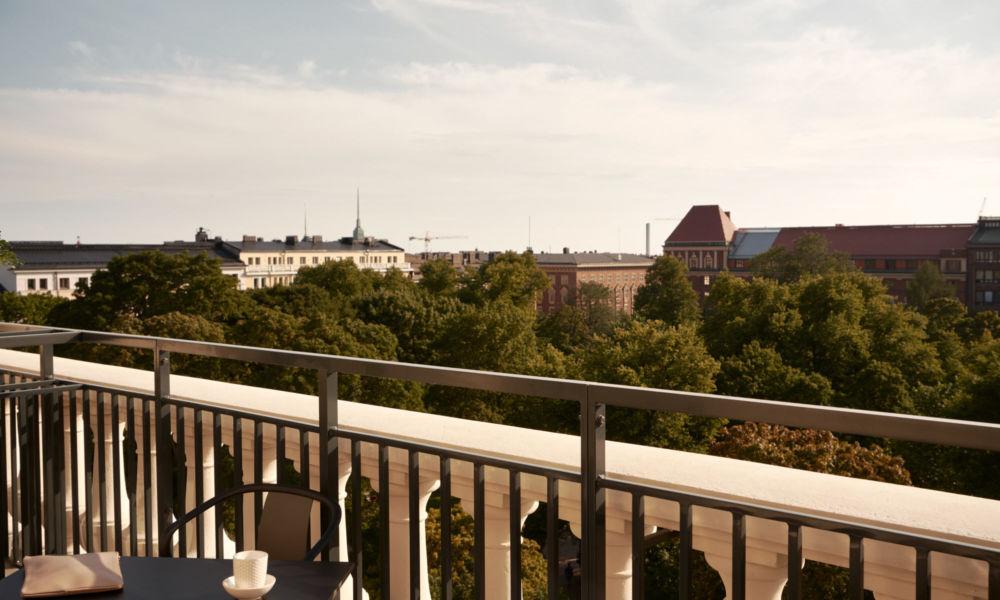 Hotellietu kesä Helsinki St. George