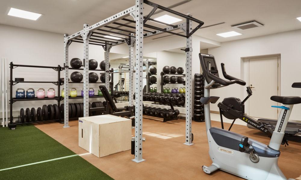 St  George Care Playground Gym in Helsinki
