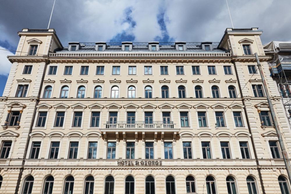 New luxury hotel in Helsinki city center