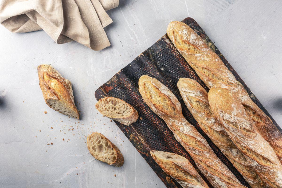 St. George Bakery -leipomossa leivotaan juurileipää viikon jokaisena päivänä.