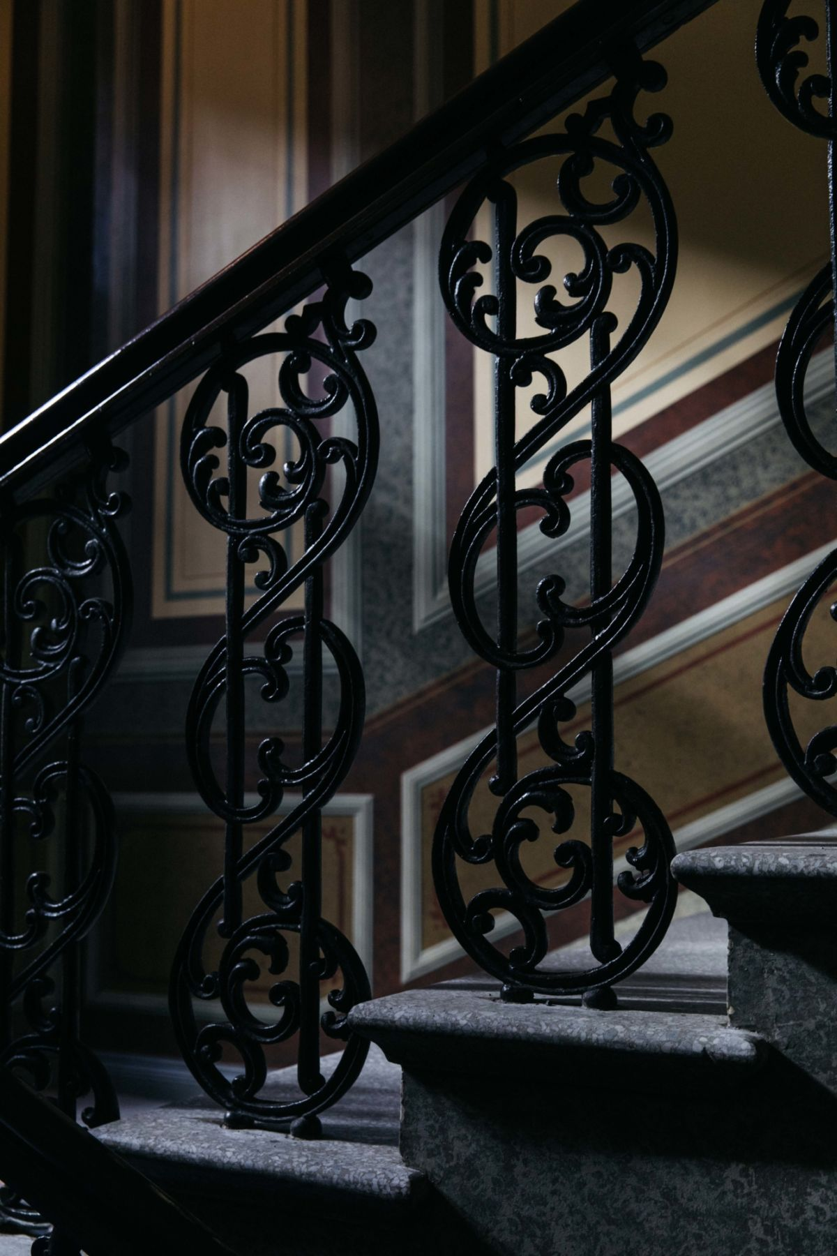 Staircase at Hotel St. George Helsinki