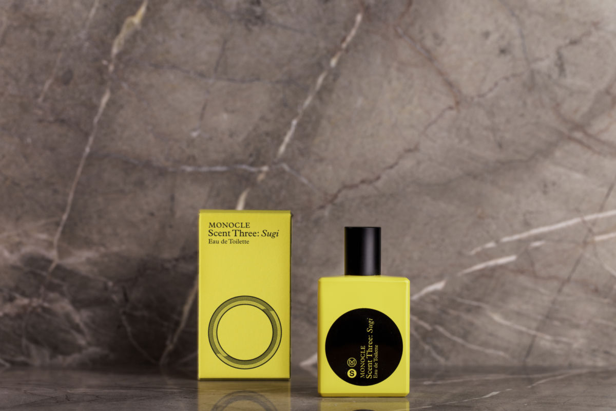 Monocle Scent Three: Sugi