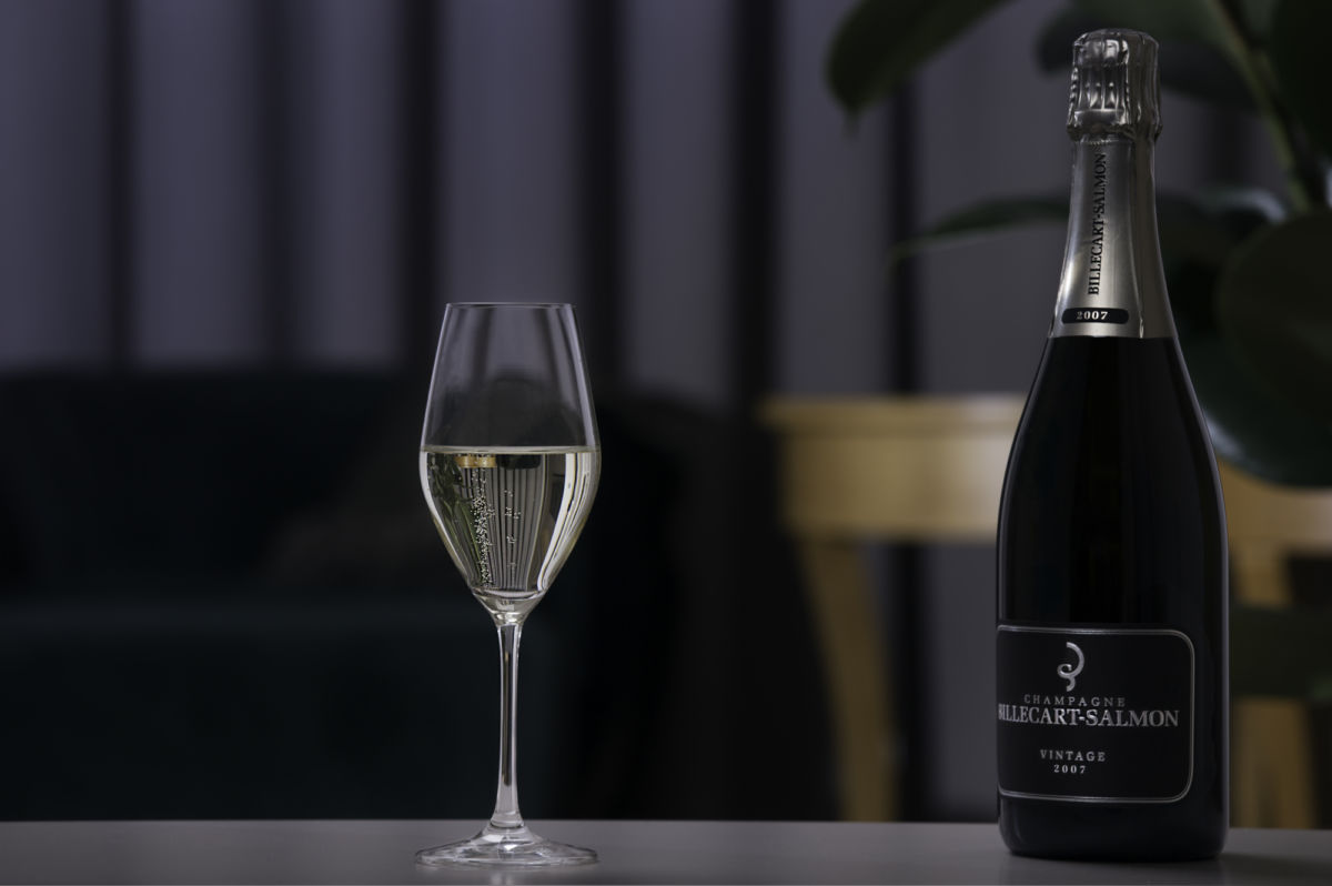 Enjoy Champagne Moments with Billecart-Salmon at St. George's Wintergarden