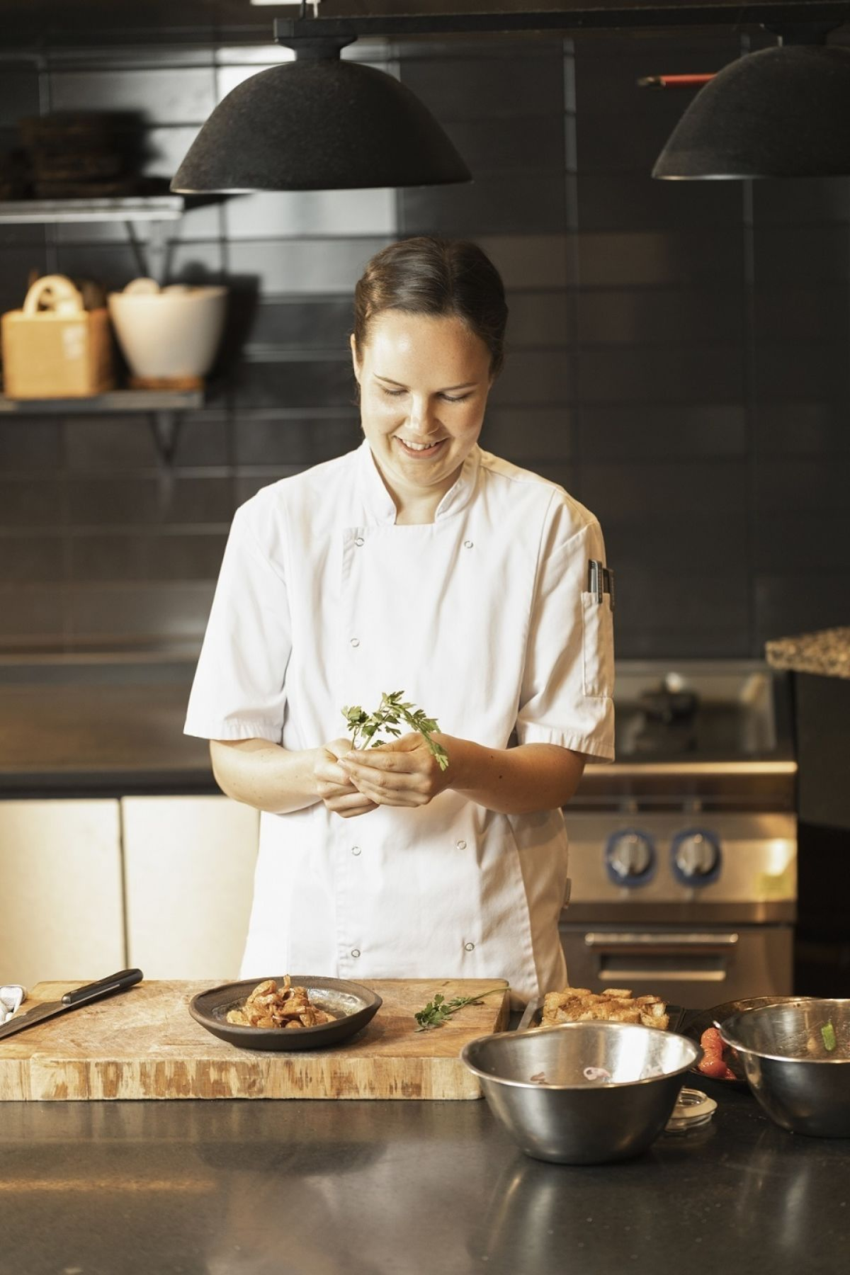 Veera Valtonen is excited about this year's new restaurants at Flow Festival.