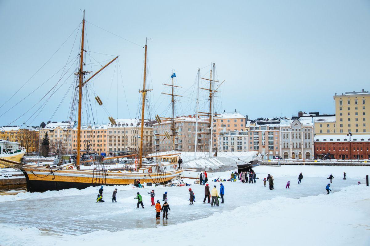 Helsingissä panostetaan uimahalleihin, kuntosaleihin ja muihin julkisiin virkistysmahdollisuuksiin.