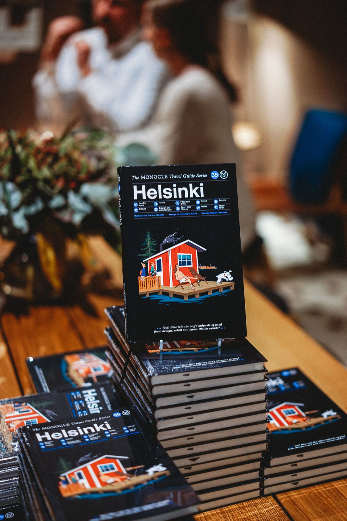 ​The Helsinki Travel Guide shares Monocle's favourite spots within Finland's capital, such as restaurants, art galleries, and, of course, saunas.