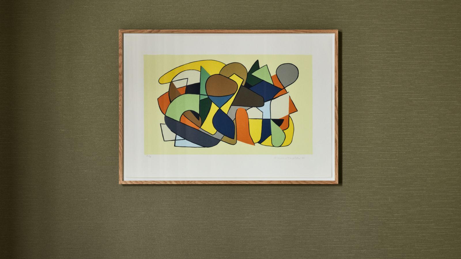 St. Georgen Taidesalonki haluaa elvyttää taitoa pysähtyä katsomaan, olla taiteen kanssa ja puhua siitä.