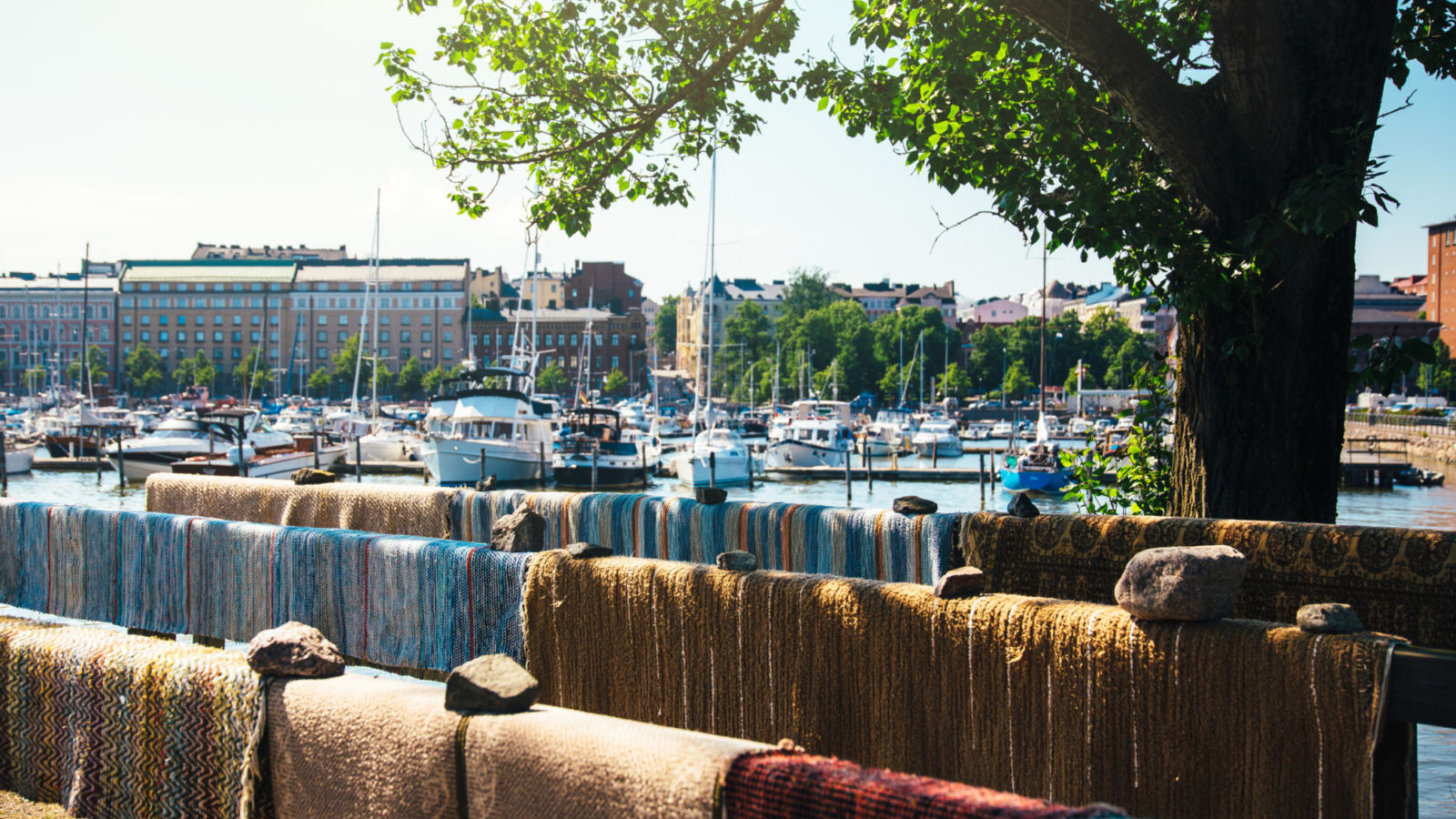 Read what to do in Helsinki in the summer and how to spend it like a local