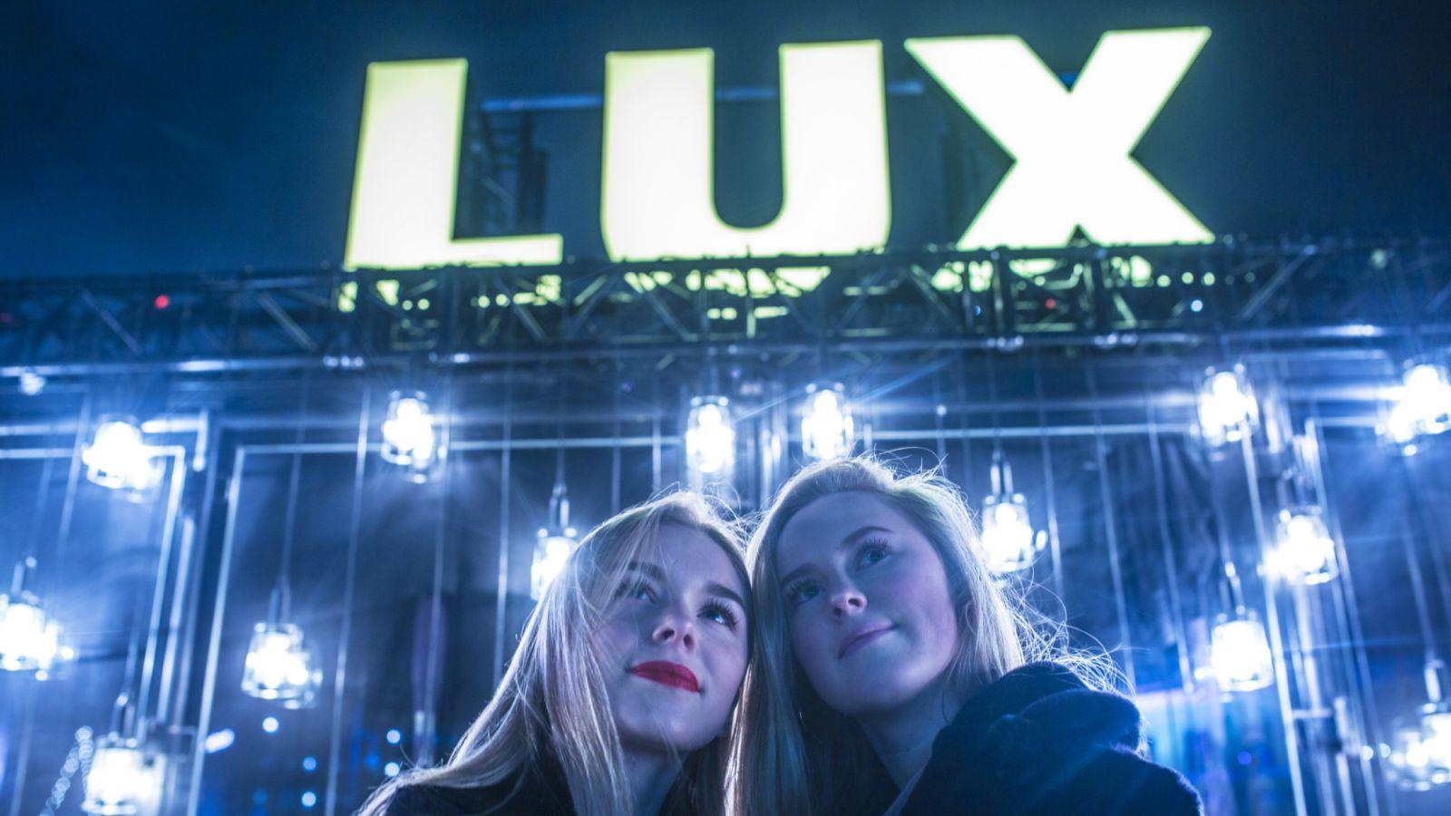 Lux Helsinki Event in Helsinki