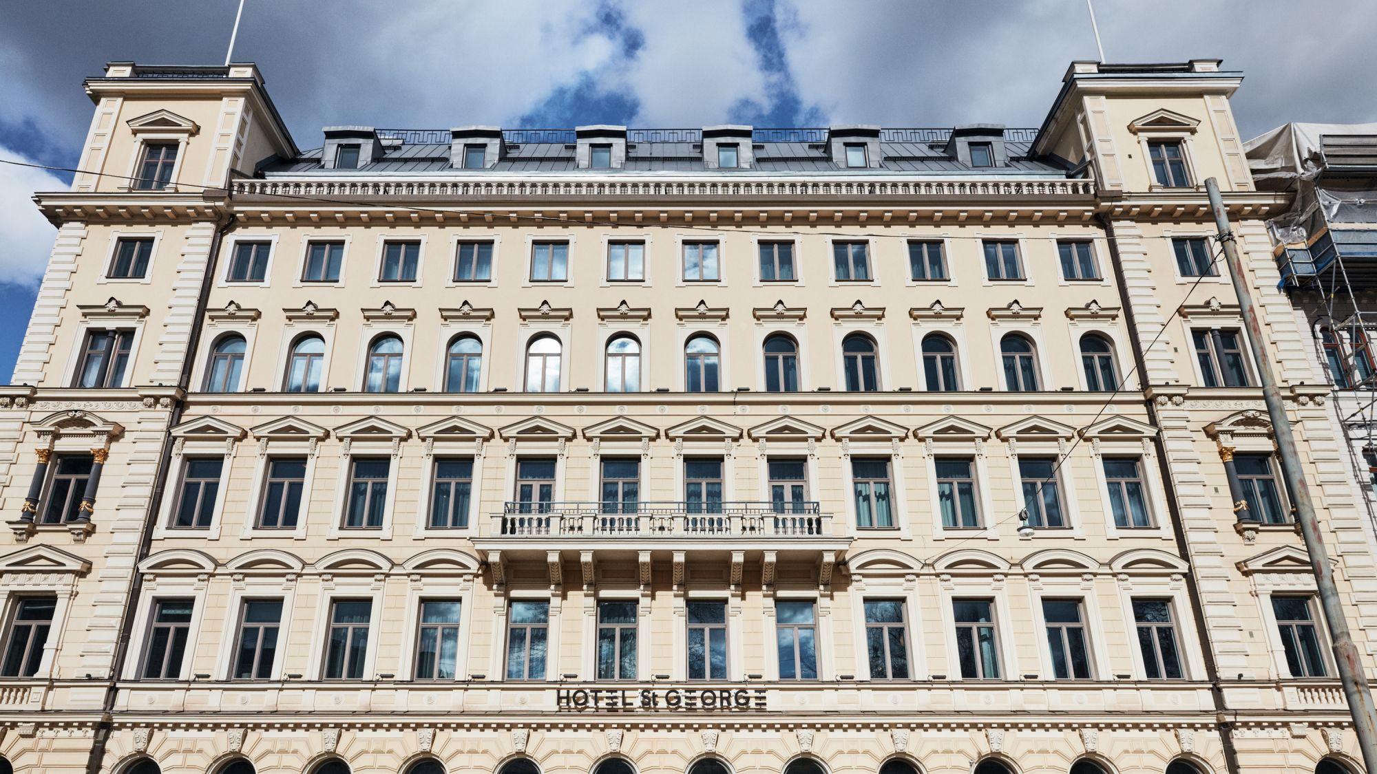 Uusi ylellinen hotelli Helsingin keskustassa, Hotel St. George