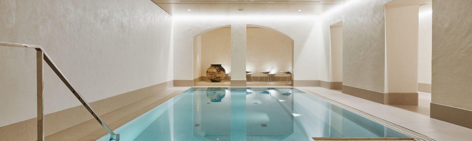 Luxurious spa in Helsinki city center