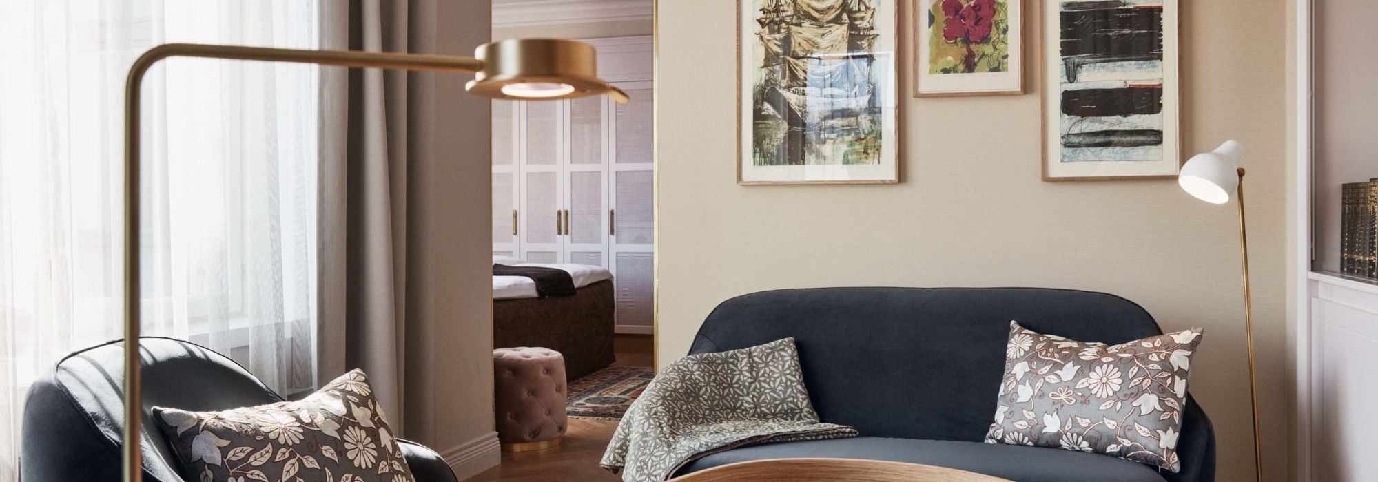Spend Christmas in a hotel in Helsinki city centre