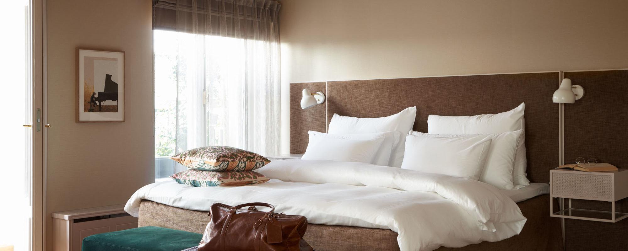 Upea sviitti Hotel St. Georgessa kattokupolilla ja tornihuoneella