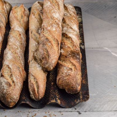 St. George Bakery Baguette
