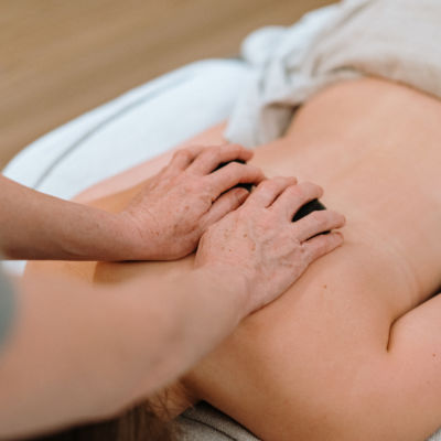 St. George Care Helsinki hot stone massage