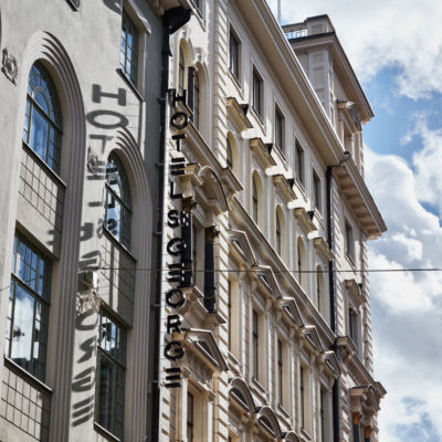 Hotel St  George is a luxury hotel in Helsinki city centre