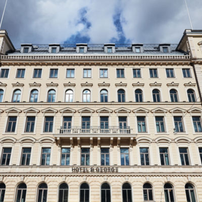 New luxury hotel in Helsinki city center