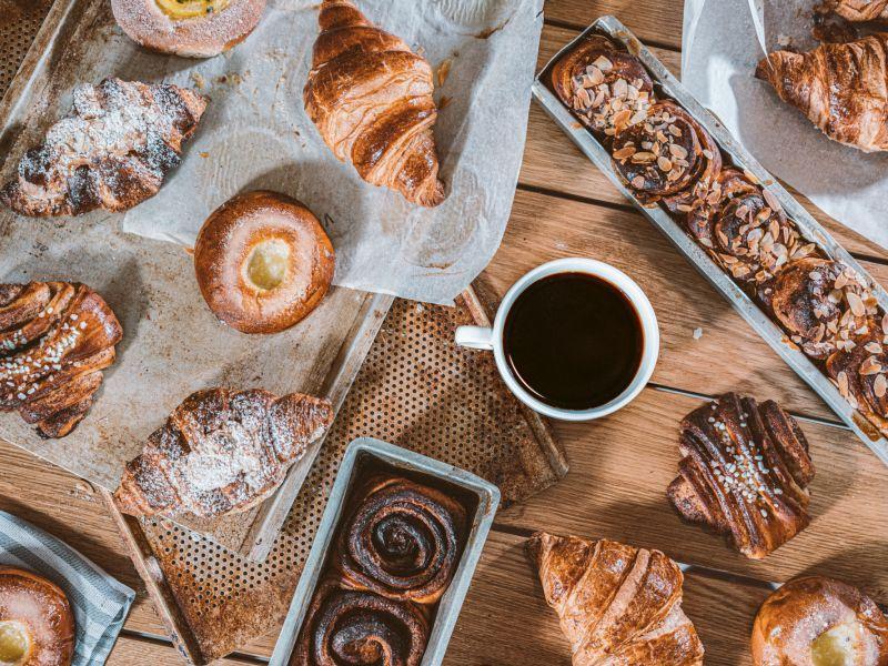 St. George Bakery kahvila Helsingissä