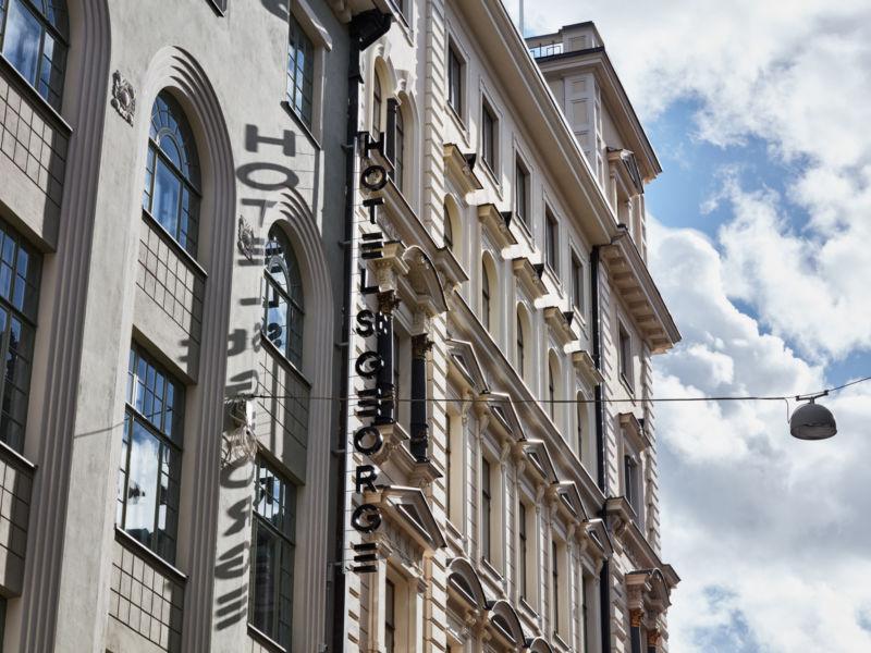 Hotel St. George on uudenajan luksushotelli Helsingin keskustassa.