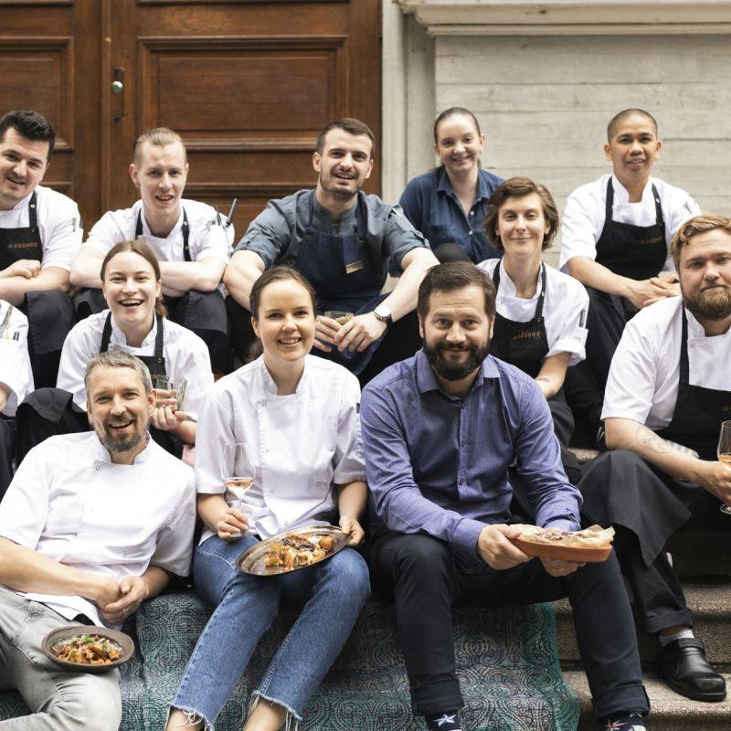 änä vuonna tapahtumassa on ensi kertaa mukana myös Ravintola Andrea. Kysyimme Andrean tiimiltä, kuinka ravintolan festivaalimenu syntyi.