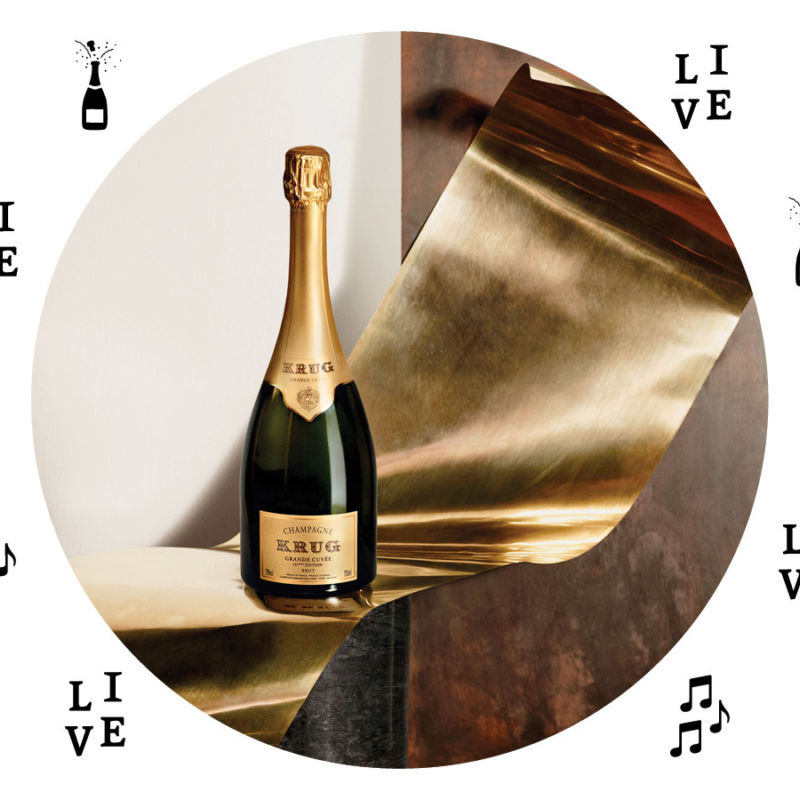 Wintergarden Live & Champagne Moments with Krug